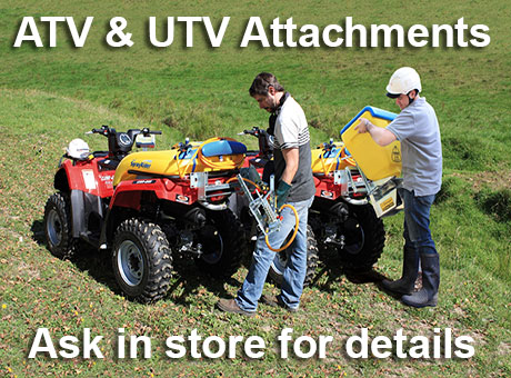 ATV & UTV Attachments