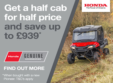 Honda Quad Deals