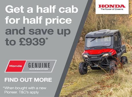 Honda Quad Deals