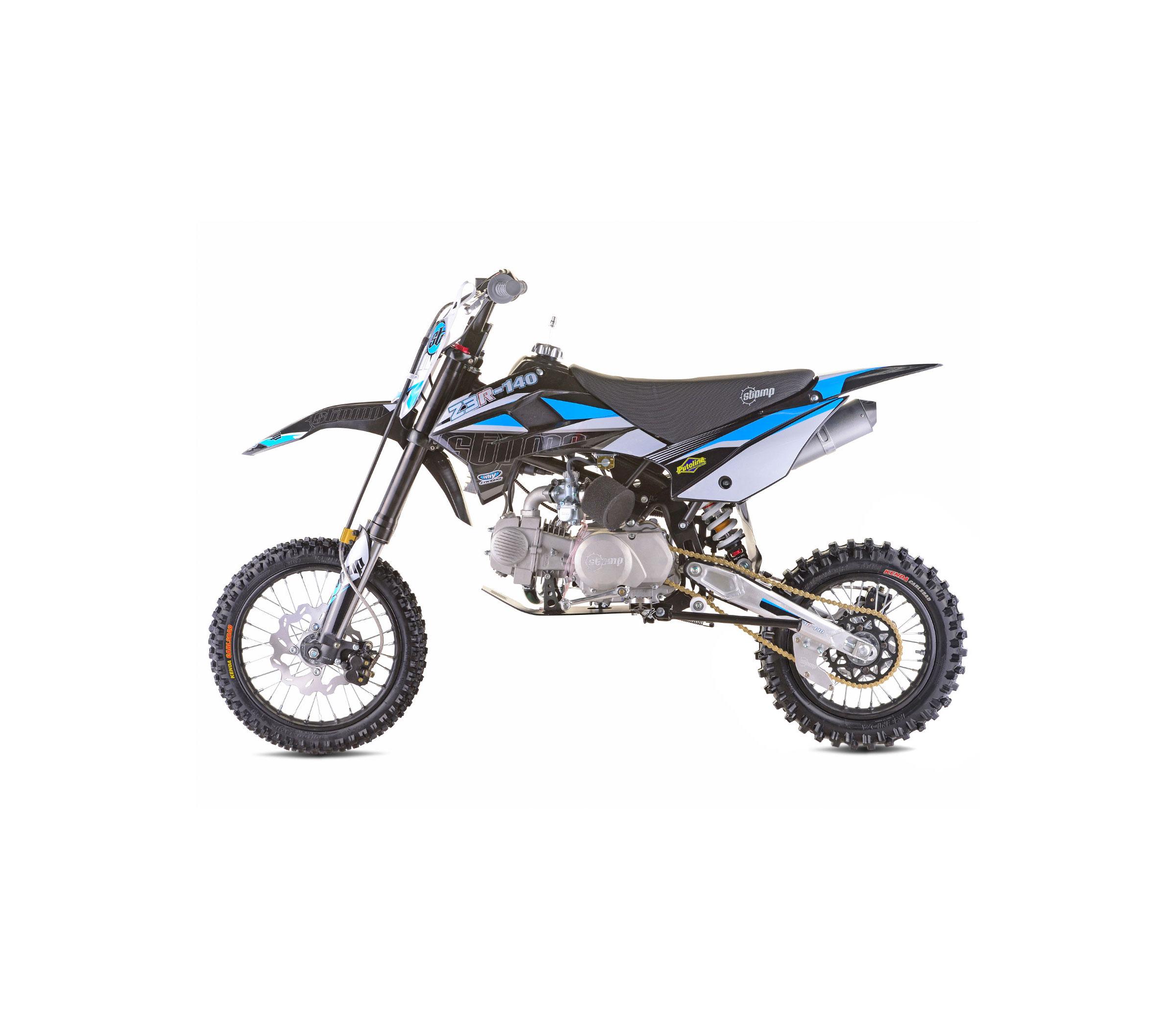 stomp z3r-140 pit bike