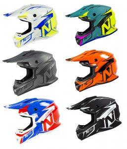 Nitro Kids Helmets