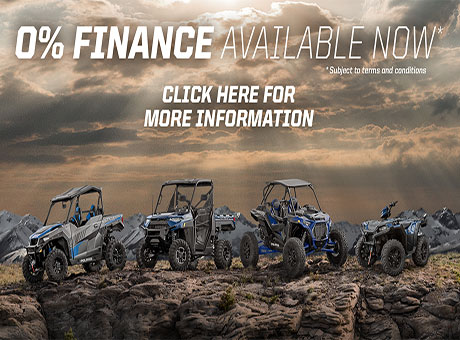 Polaris 0% Finance Deals