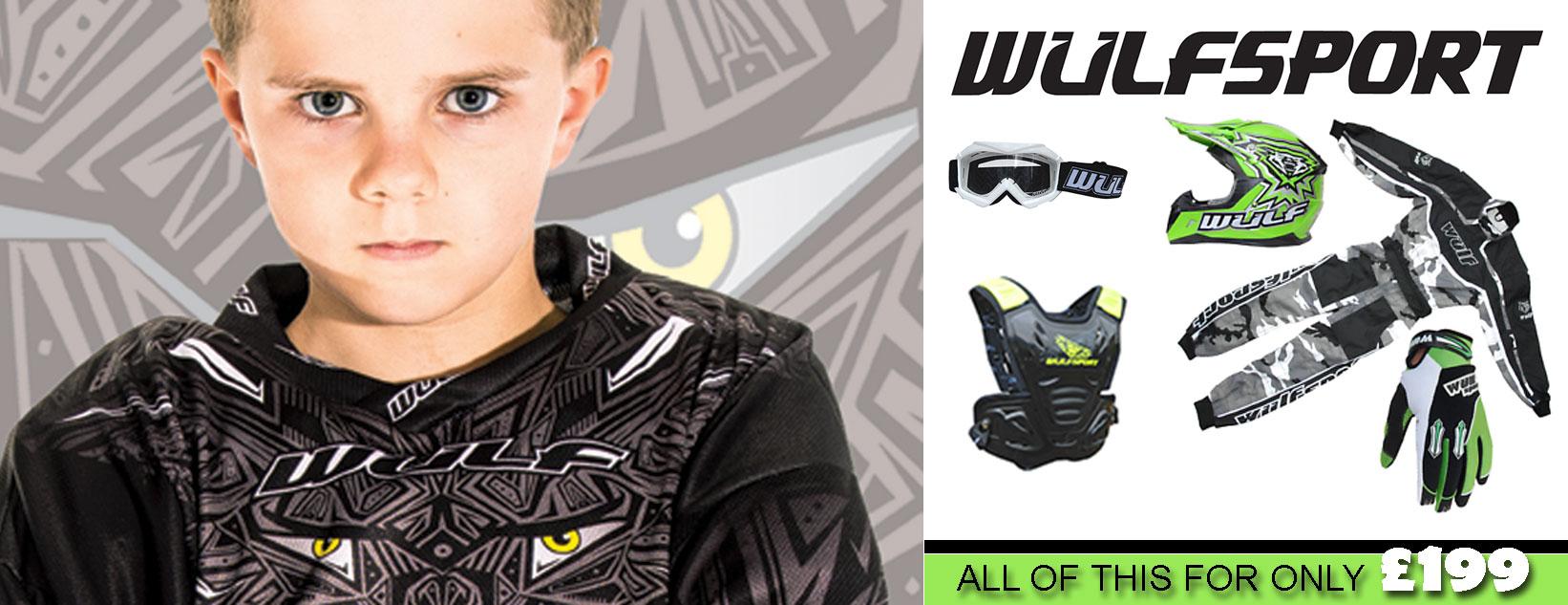 Wulfrace Clothing